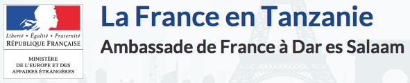Ambassade de France en Tanzanie