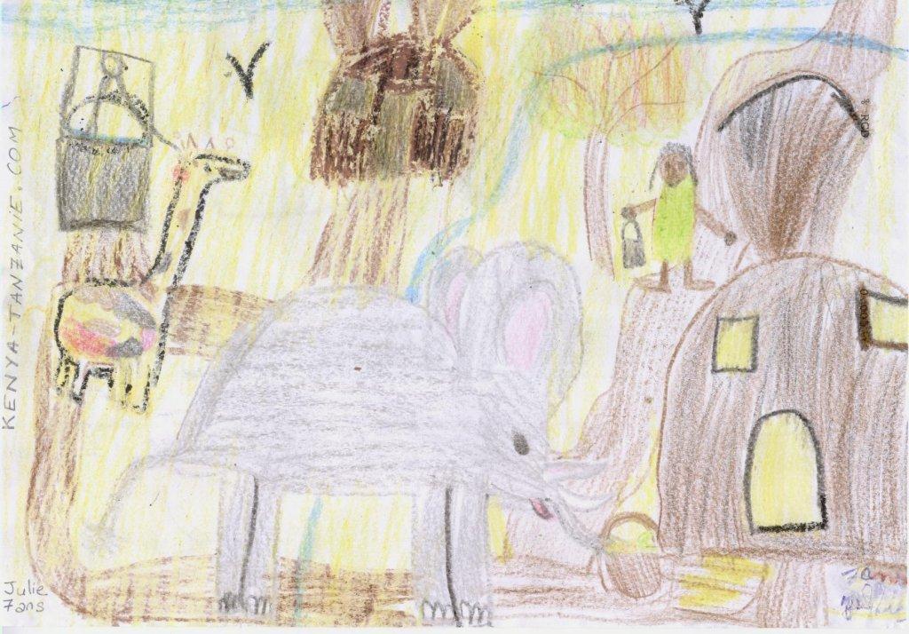 Julie (7 ans) - Schwindratzheim - 67 Bas Rhin