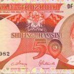 50 Shillings