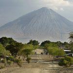 Volcan Ol Doinyo Lengai en Tanzanie