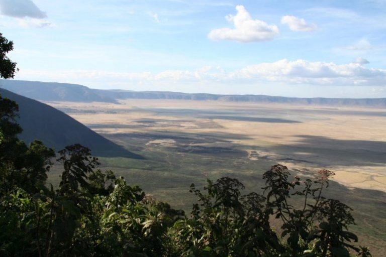Cratère du Ngorongoro, Arusha, Zanzibar
