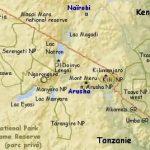 Où se trouve Ngorongoro ?