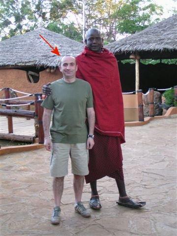 Didier, reporter pour Kenya-Tanzanie.com,