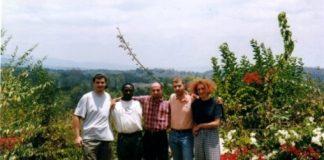 Participants : Richard, Gasianus, Jean-Pierre dit Jipé, Olivier, Patricia