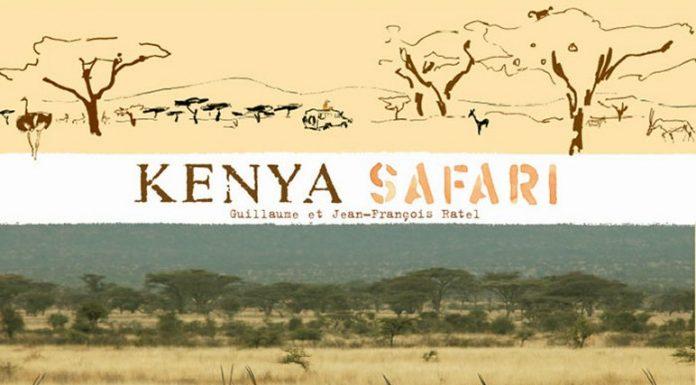 LE LIVRE KENYA SAFARI