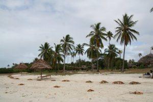 Sur la plage,