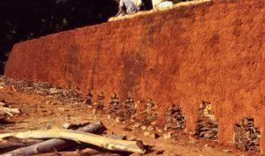Un four à briques de 20m