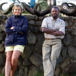 Michèle et Cliff