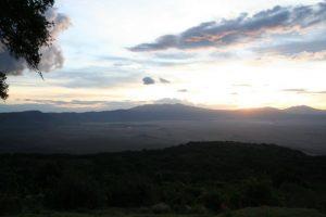 Ngorongoro de nuit