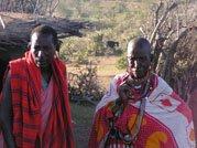 Village masaï