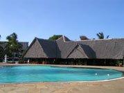 La piscine de l'hôtel Reef