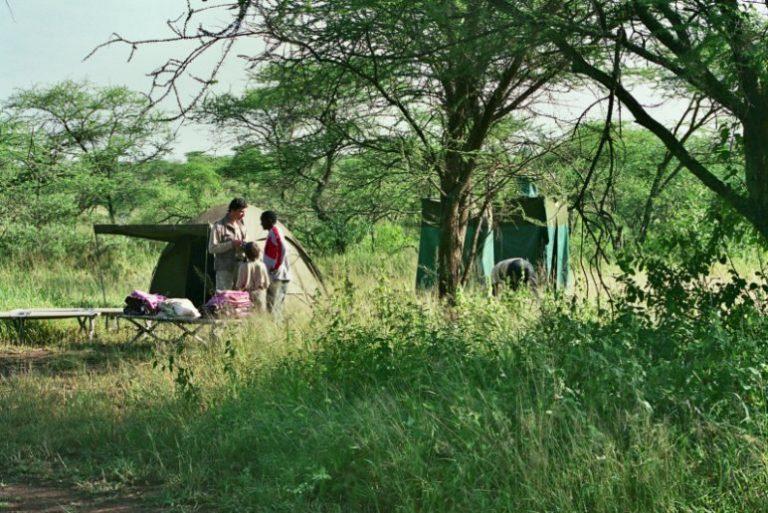 Olduvaï, Serengeti, lieux protégés