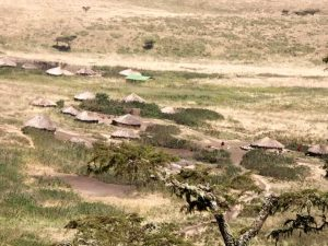 Village massai