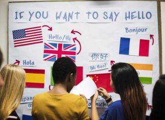 Apprendre à parler une langue étrangère