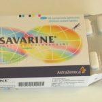 Savarine, comprimé pelliculé
