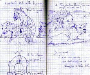Quelques illustrations pour souvenirs