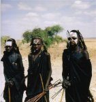 Jeunes masaïs